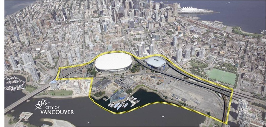 City of Vancouver North East False Creek Noise Assessment